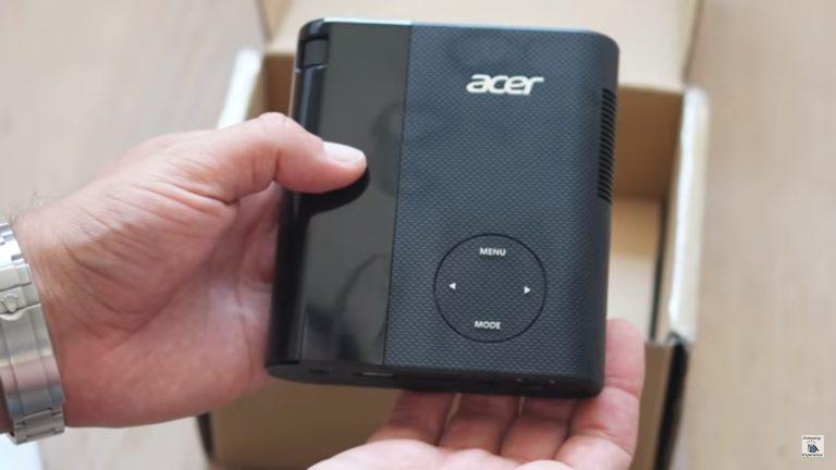 Acer C200 mini projector low price