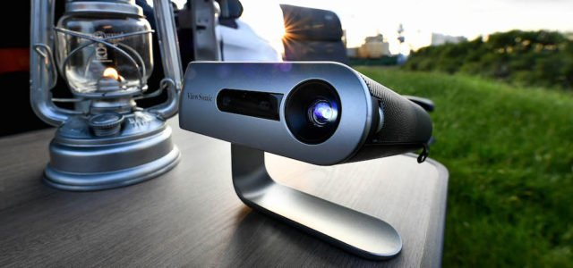 View sonic M1 best portable projector
