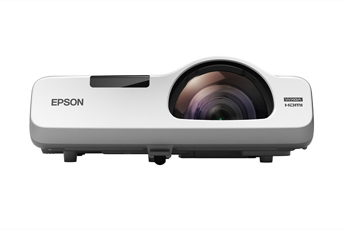 Epson EB-530 ultra short throw projector