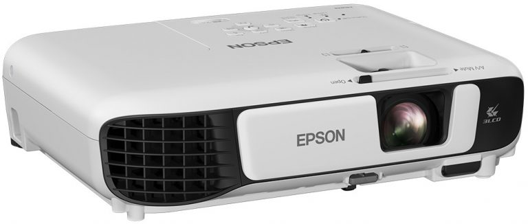 Epson EB X41 XGA short throw projector
