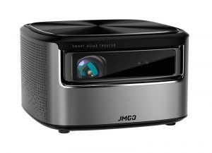 jmgo-n7 1080p short throw projector with speakers