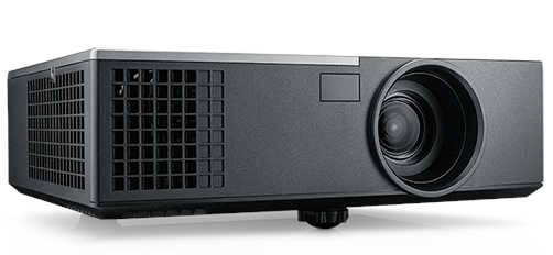 Dell 1550 short throw projector
